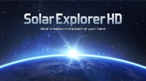 Solar Explorer Splash