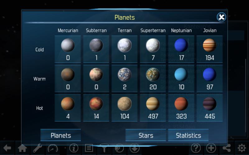 Exoplanet Explorer - Apps @ Burlock.org