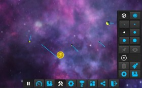 Particle Planets: the editor